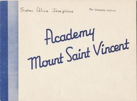 Academy Mount Saint Vincent